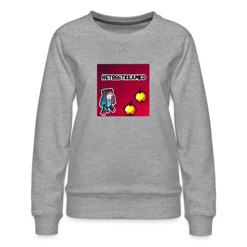 Logo kleding - Vrouwen premium sweater