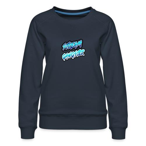 StreamGangsterMerchandise - Vrouwen premium sweater