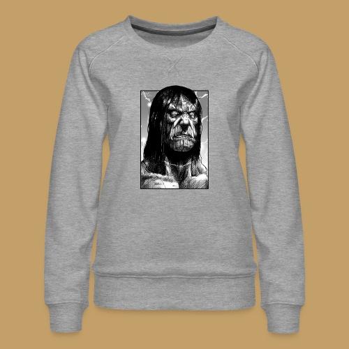 Frankenstein's Monster - Bluza damska Premium