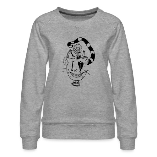 Alice in Wonderland - Women's Premium Sweatshirt