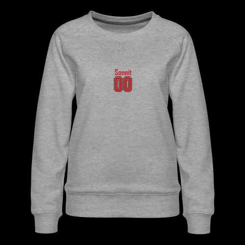 Sonnit Cloting 00 - Women's Premium Sweatshirt