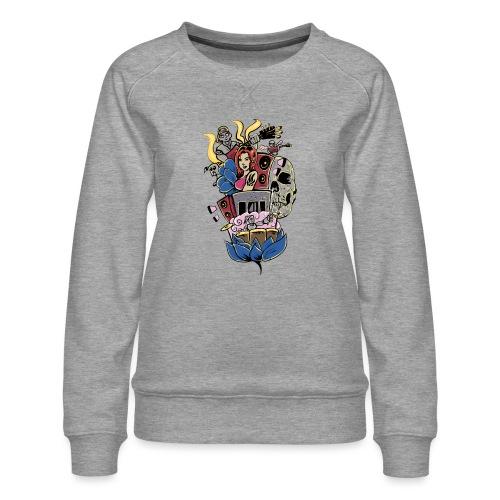 Symphony - Vrouwen premium sweater