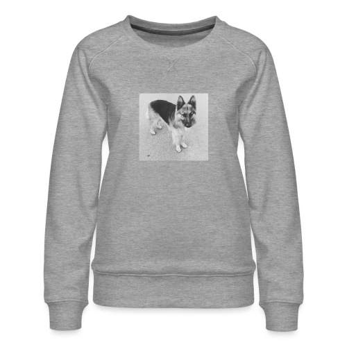 Ready, set, go - Vrouwen premium sweater