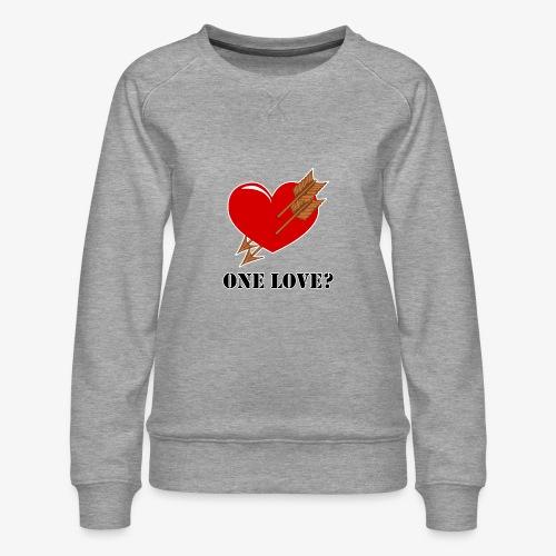 Polyamorie - Frauen Premium Pullover
