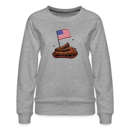 USA Haufen - Frauen Premium Pullover