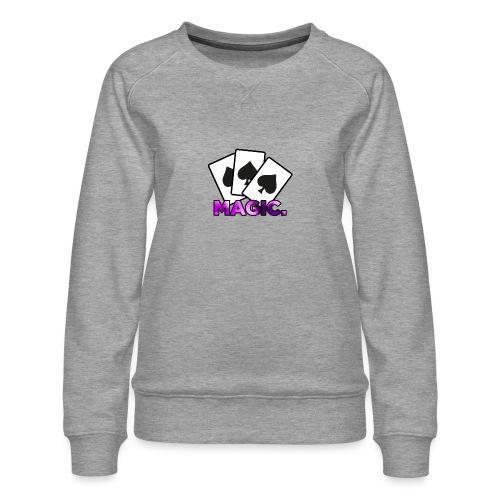 Magic! - Women's Premium Sweatshirt