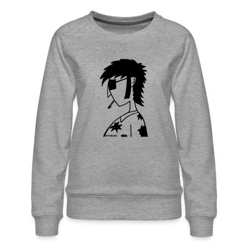 hippie - Frauen Premium Pullover
