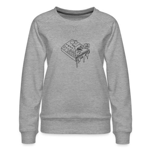I LIKE SYNTH - Women's Premium Sweatshirt