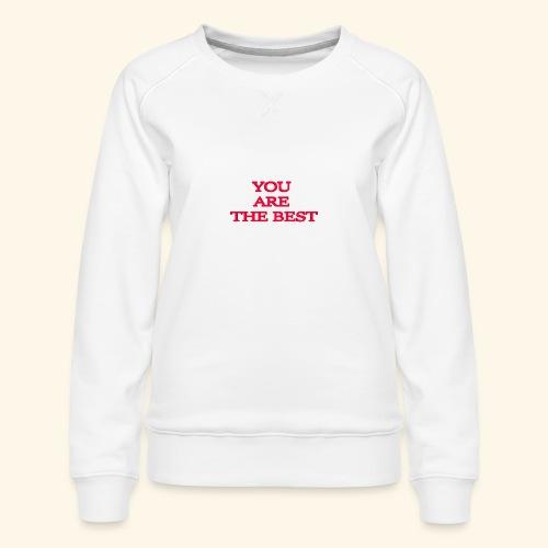 best 717611 960 720 - Dame premium sweatshirt