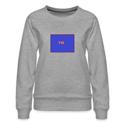 tg shirt special - Vrouwen premium sweater