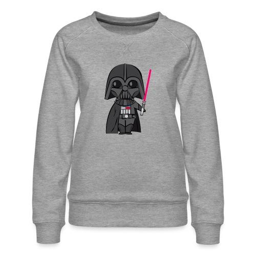 Darth Vader - Sweat ras-du-cou Premium Femme