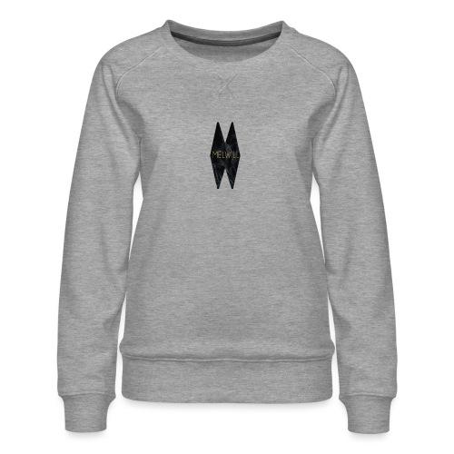 MELWILL black - Women's Premium Sweatshirt