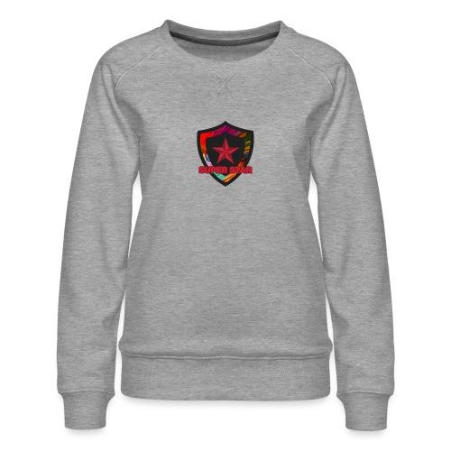 Super Star Design: Feel Special! - Women's Premium Sweatshirt