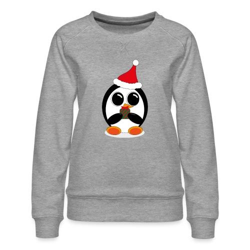Pingouin - Sweat ras-du-cou Premium Femme