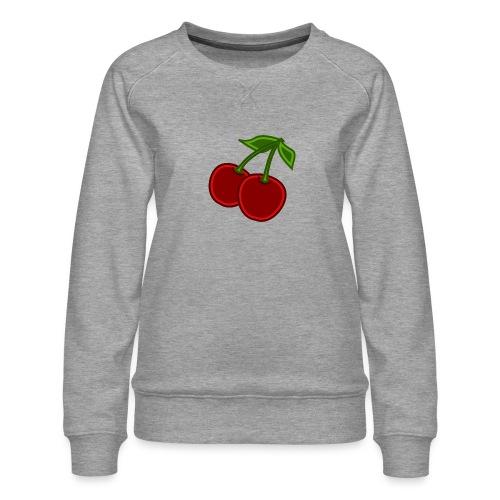 cherry - Bluza damska Premium