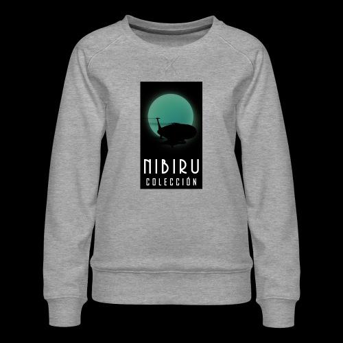 colección Nibiru - Sudadera premium para mujer