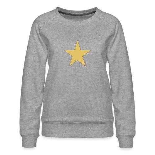 ardrossan st.pauli star - Women's Premium Sweatshirt
