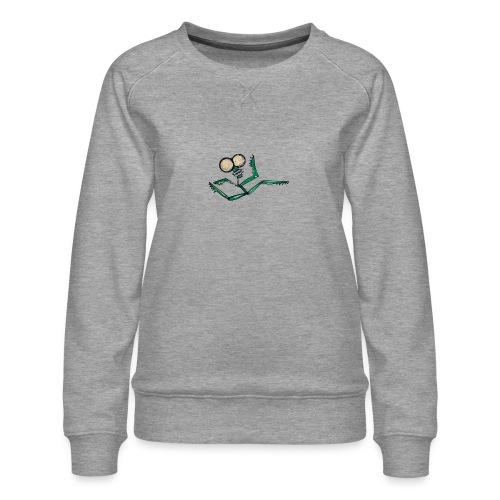 runner - Women's Premium Sweatshirt