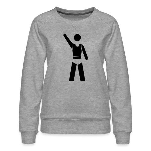 icon - Frauen Premium Pullover