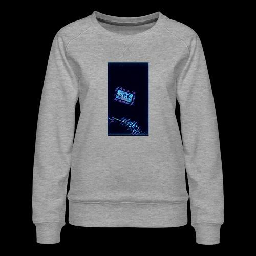 It's Electric - Women's Premium Sweatshirt
