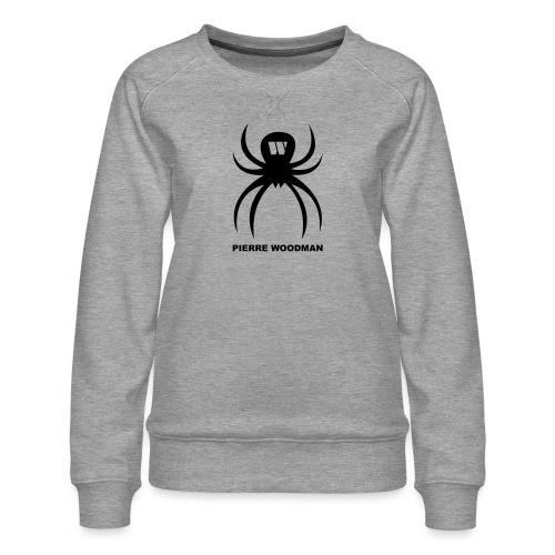 Spider + Pierre Woodman - Frauen Premium Pullover