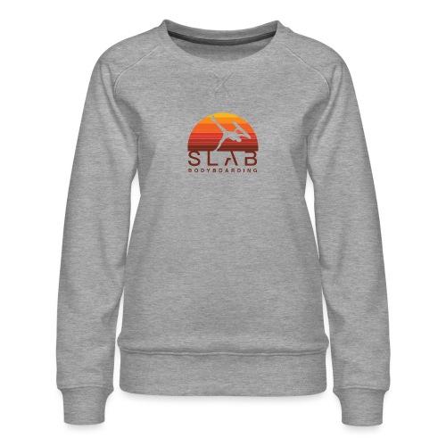 Chase the Sun - Women's Premium Sweatshirt