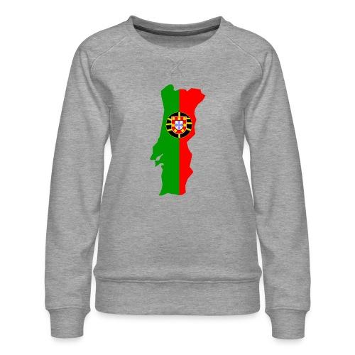 Portugal - Vrouwen premium sweater