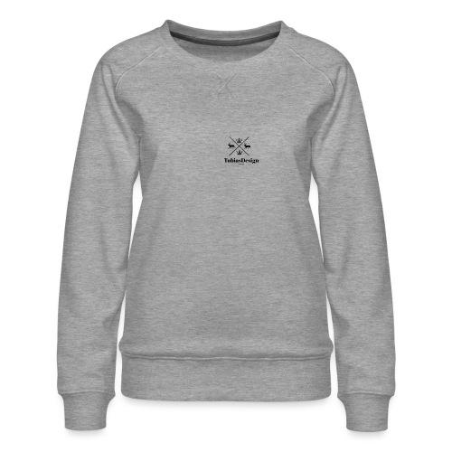 Tobias Design of Norway - Premium-genser for kvinner