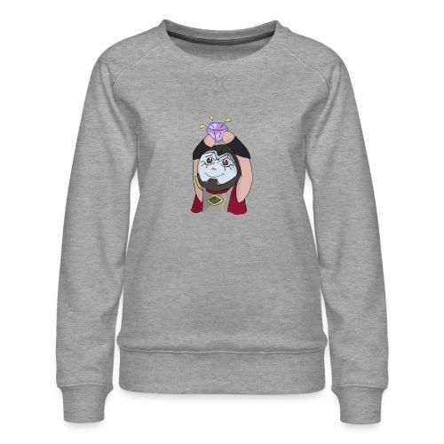 Jhin Diamond - Dame premium sweatshirt