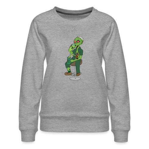 St. Patrick - Women's Premium Sweatshirt