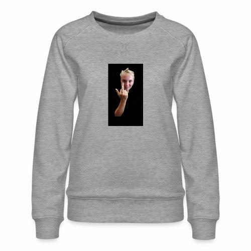 Anouktzj 2.0 - Vrouwen premium sweater