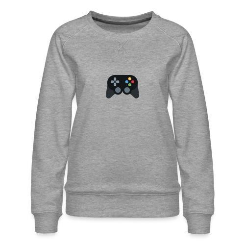 Spil Til Dig Controller Kollektionen - Dame premium sweatshirt