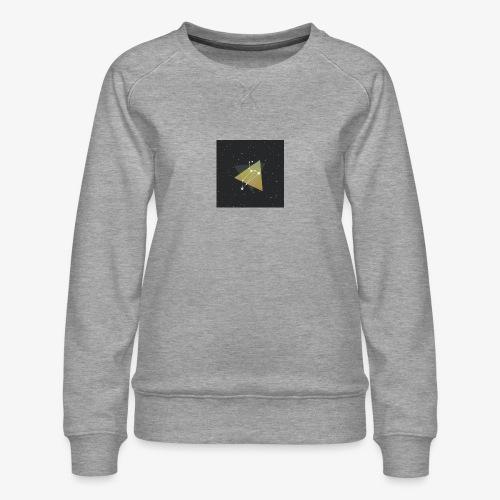 4541675080397111067 - Women's Premium Sweatshirt