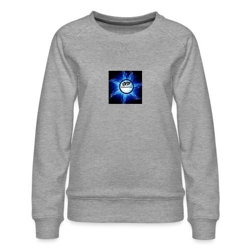 pp - Women's Premium Sweatshirt