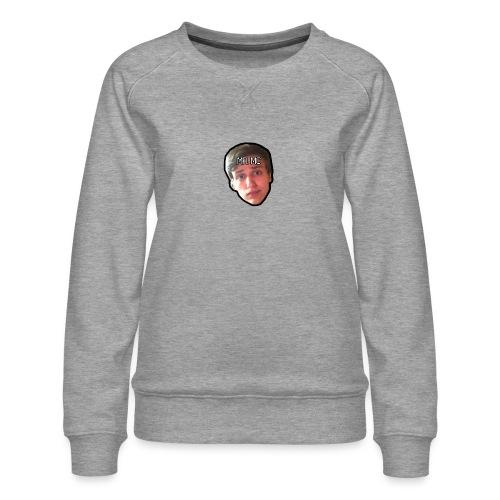 MR. MC - Dame premium sweatshirt