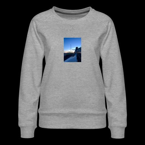 hastings - Vrouwen premium sweater