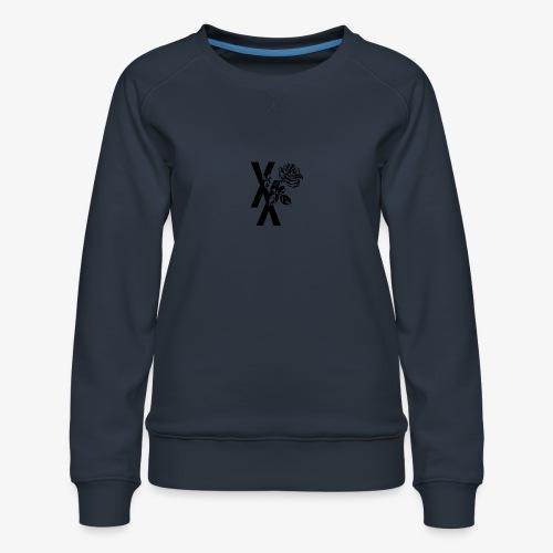EST19XX ROSE - Vrouwen premium sweater