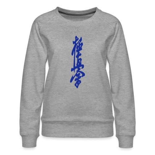 KyokuShin - Vrouwen premium sweater