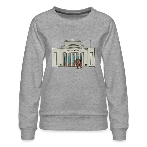Volksbühne BERLIN - Frauen Premium Pullover