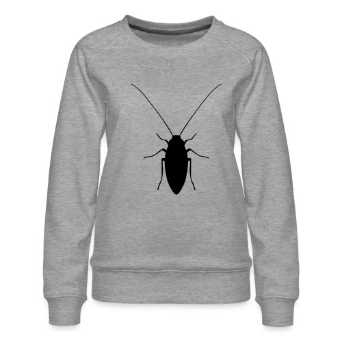 Cockroach_UP - Vrouwen premium sweater