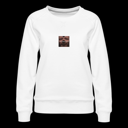 Why be a king when you can be a god - Women's Premium Sweatshirt
