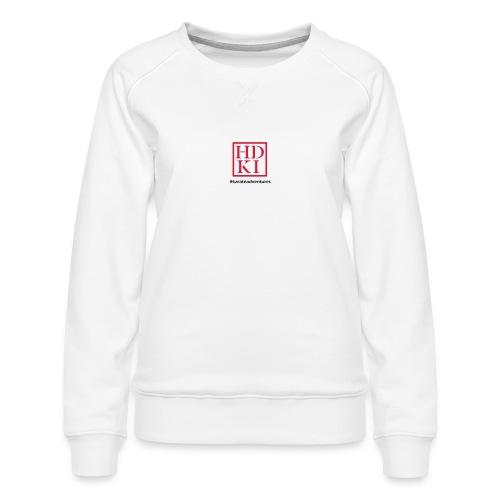 HDKI karateadventures - Women's Premium Sweatshirt