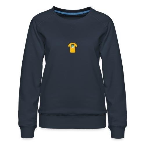 Castle design - Dame premium sweatshirt