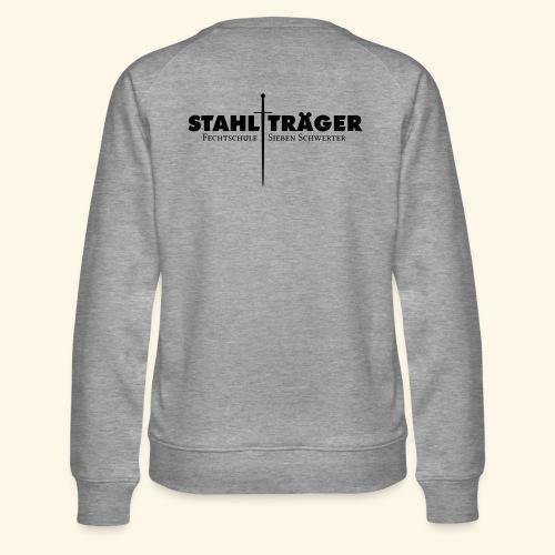 Stahlträger - Frauen Premium Pullover