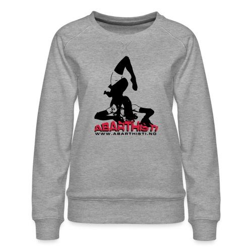 Abarthisti Pinup - Premium-genser for kvinner