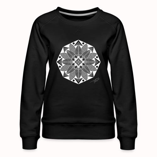Flower - Women's Premium Sweatshirt
