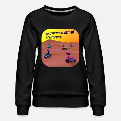 Leben auf dem Mars - Women's Premium Sweatshirt