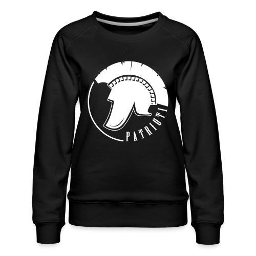 Illyrian warrior patrioti - Frauen Premium Pullover