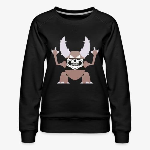 Pinsir RAW Mondkapje - Vrouwen premium sweater