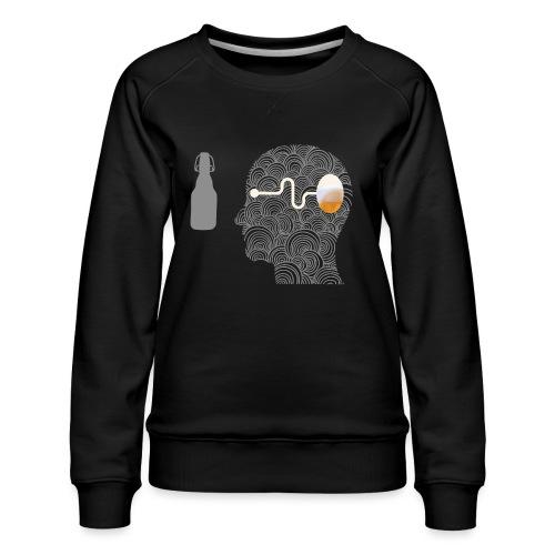 WYSIWYG Beer Shirt - Frauen Premium Pullover